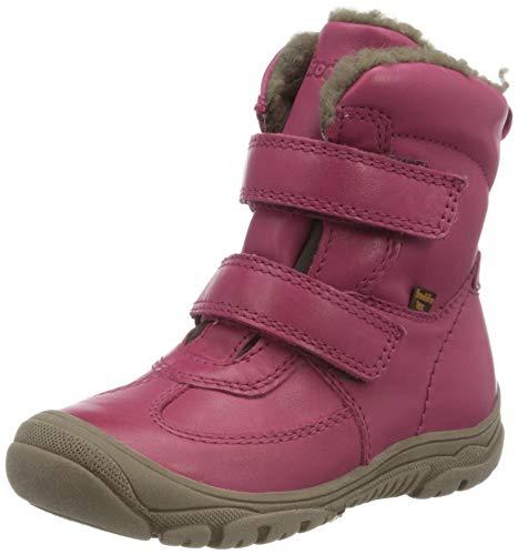 Froddo G3110168 Girls Fashion Boot, Fuchsia, 31 EU