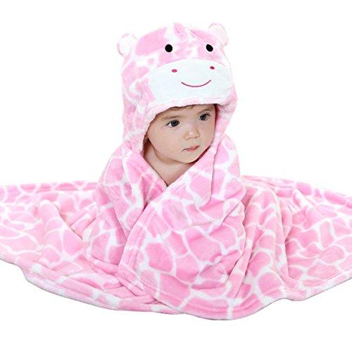 Mture Toalla de bebé con capucha, Capa de Baño Bebé para bebé 100% algodón Para recién nacidos y bebés