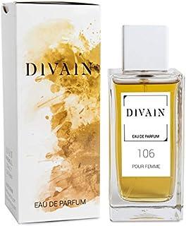 c8de1deb1 DIVAIN-106, Eau de Parfum para mujer, Vaporizador 100 ml