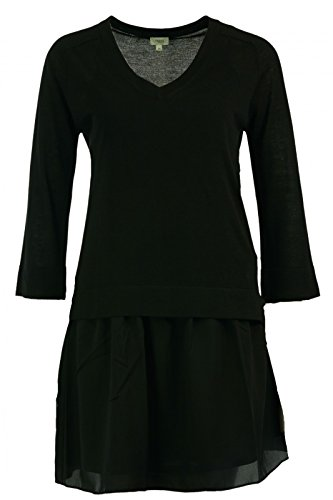 Hoss Intropia Mujer vestido de nevera en negro negro X-Small