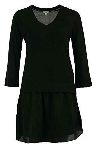 Hoss Intropia Damen Kombi-Kleid in Schwarz, Größe:XS;Farbe:Schwarz