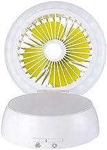 Ventilateur de Bureau D'Été, avec Ventilateur de Table Alimenté par Usb, Ventilateur Mini Usb, Ventilateur Portatif à Raba...