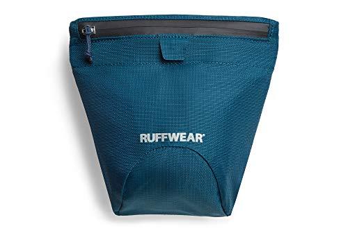 Ruffwear Pack Out Bag, lekkerzak- en spatwaterzakdispenser, blauwe maan, L, ca. 19 x 16 cm.