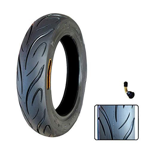 HTZ-M Neumáticos, neumático de vacío Antideslizante Resistente al Desgaste de 14 Pulgadas 14X2.50, neumático de Parkour Urbano de Grano aerodinámico, Adecuado para Accesorios de Scooter eléctr