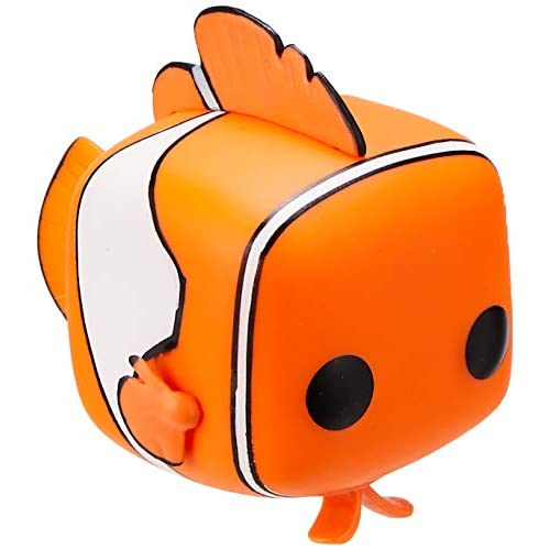 Funko- Pop Vinile Disney Finding Nemo, 3747