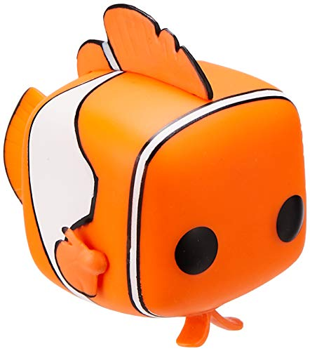 """Buscando a Nemo Figura de Vinilo Nemo, colección Disney, Color Anaranjado, 4"""" (Funko 3747)"""