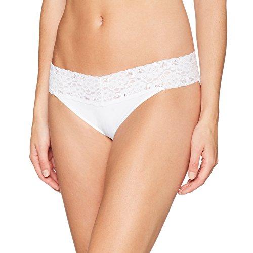 ESPRIT Bodywear Damen 997CF1T810 Rio Slip, Weiß (White 100), 38