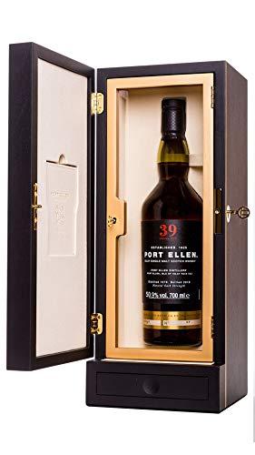 Port Ellen (silent) - Untold Stories - The Spirit Safe - 1978 39 year old Whisky