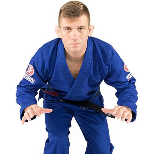 Tatami Fightwear Herren Minimo 2.0 BJJ Gi, blau, A3