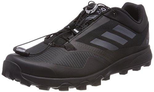 Adidas Terrex Trailmaker Zapatillas de Senderismo Hombre, Negro (Nero Negbas/Grivis/Neguti), 40 2/3 EU (7 UK)