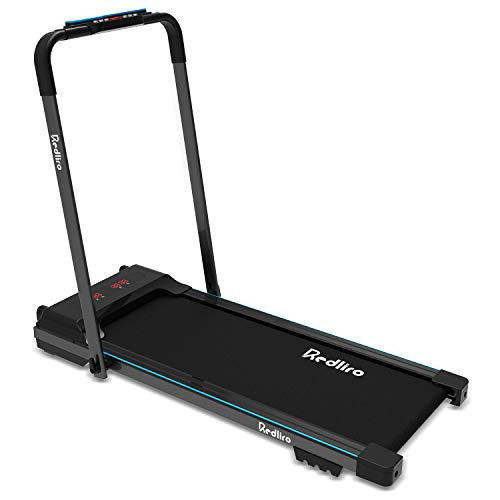 REDLIRO Under Desk Treadmill 2 in 1 Walking Machine Portable...