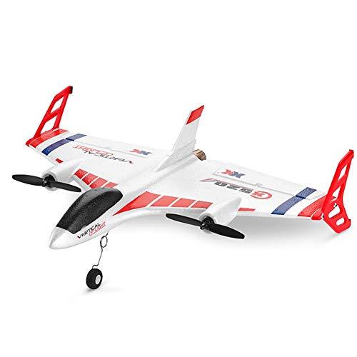 HBBOOI 2.4G 6CH 3D 6G helicópteros/Vertical de despegue Tierra ala Delta RC Planeador RC Aviones for aeronaves Principiante
