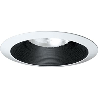 Progress Lighting P8075-28 Long Neck Baffle UL/CUL Listed For Damp Locations 7-3/4-Inch O D