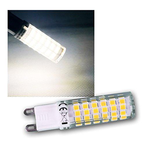 LED Stiftsockel G9, 6W, 550lm, 4200k, 330°, 230V, neutralweiß