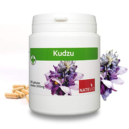 Kudzu Natevio 180 Kapseln dosiert, 300 mg