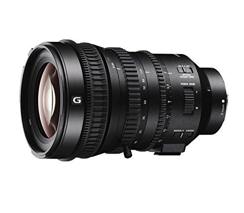 Objetiva Sony 18-110mm f/4 E PZ G OSS