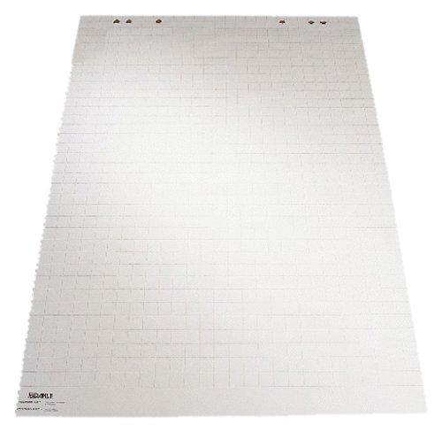 Dahle 95027 Flip-Chart-Block (68 x 95 cm) 5 Stück