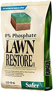 Ringer Woodstream 9333 25 Lb Ringer Lawn Restore II Fertilizer