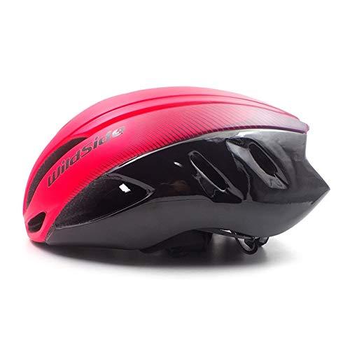 linfei Speed Aero Bike Helmet Aerodinámica Safety TT Ciclismo Cascos para Bicicletas...