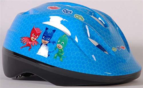 Kubbinga Kinder PJ Masks Deluxe Fahrradhelm, Mehrfarbig, Einheitsgröße