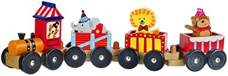 orange Tree Circus Animal Train