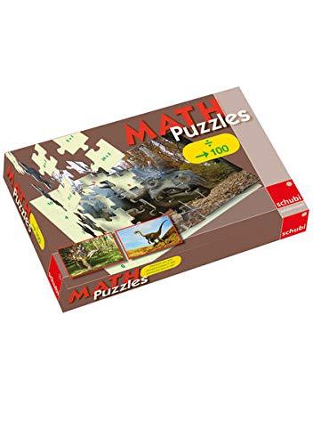 MATHpuzzles / SCHUBI MATHpuzzles: Division bis 100