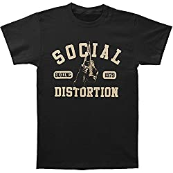 SOCIAL DISTORTION BOXING GLOVES T-Shirt Product Overview