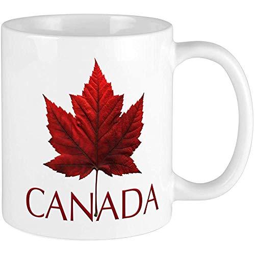 Kanada Ahornblatt Andenken einzigartige Kaffeetasse, Kaffeetasse