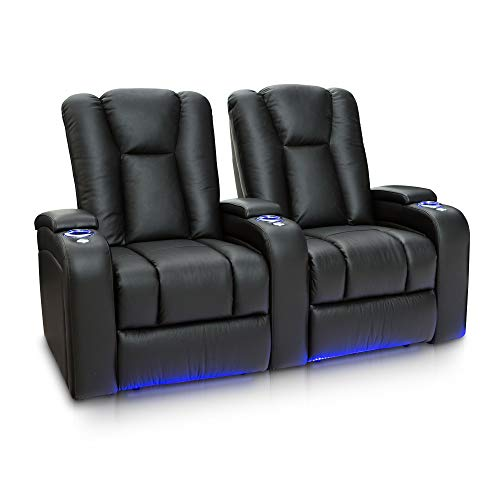 Seatcraft Serenity Leather Home Theater...