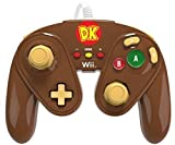 PDP Wired Fight Pad for Wii U - Donkey Kong