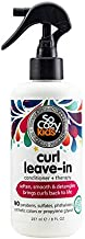 SoCozy Curl Spray | Leave-In Conditioner | For Kids Hair | Detangles and Restores Curls | 8 fl oz | No Parabens, Sulfates, Synthetic Colors or Dyes