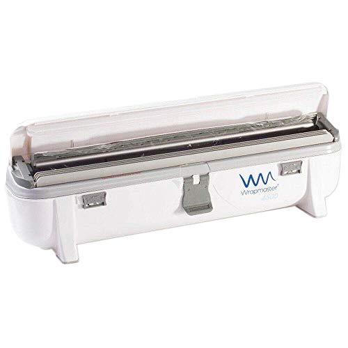 Wrap Film Systems Ltd. Wrapmaster Dévidoir de cuisine pour film transparent/papier aluminium 45,7 cm