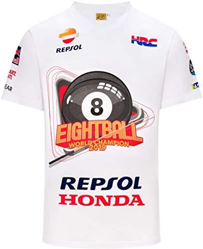Marc Marquez Camiseta Campeón MotoGP 2019 Eightball