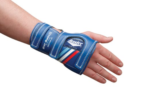 Master Industries Wrist Master II Bowling Gloves, Small, Right Hand