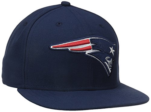 NFL On Field New England Patriots 59 Fifty Fitted Kappe