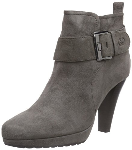 Gerry Weber Shoes Damen Liliana 12 Kurzschaft Stiefel, Grau (Fango 684), 40 EU