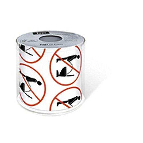 Rolo Papel Higiênico Tripla Impresso, Paper Design, Multicor, 200 Folhas
