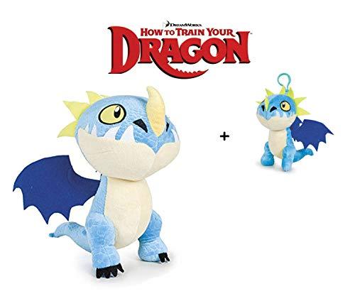 HTTYD Drachenzähmen leicht gemacht - Dragons - Plüsch Figur Kuscheltier Drachen Sturmpfeil 9'84