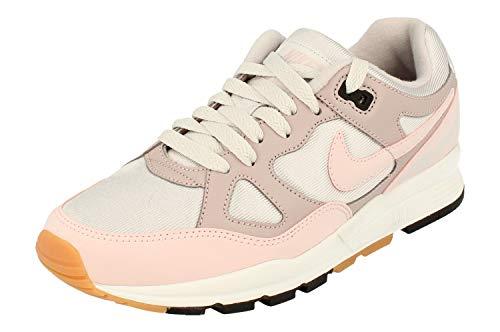 Nike Mujeres Air Span II Running Trainers AH6800 Sneakers Zapatos (UK 3.5 US 6 EU 36.5, vast Grey Rose 001)
