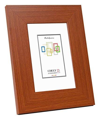 Chely Intermarket, Marco de Fotos A3 (Cerezo) MOD-277 | Estilo galería | Marco de Madera para Decoración de Casa | Fotografías de Boda | Listado de Precio.(277-A3-0,85)