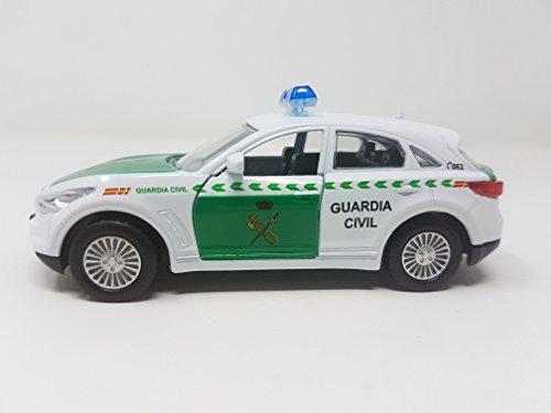 PLAYJOCS GT-1009 Coche Guardia Civil