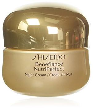קרם לילה בנפיאנס נוטרי פרפקט Benefiance Nutriperfect Night Cream Shiseido