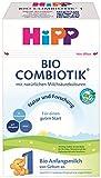 Hipp Bio Milchnahrung 1 Combiotik, 4er Pack (4 x 600 g)