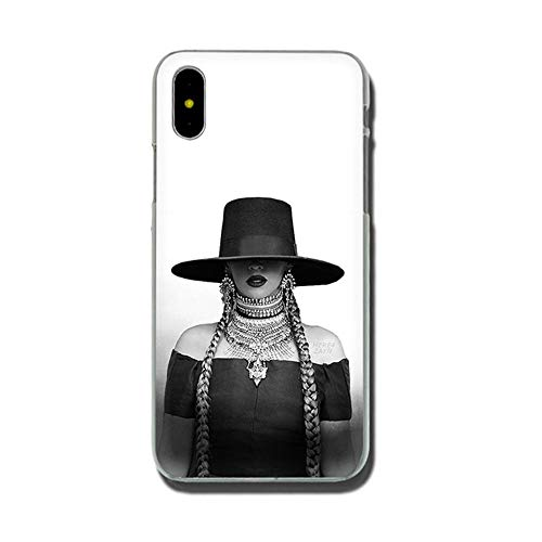 Jztmsk Lke Beyonce End Rlhenne Ultra Thin Ultra Slim Fit Soft Silicone Crystal Transparent Bumper TPU Phone Case Compatible with H7 For Funda iPhone 5 5s