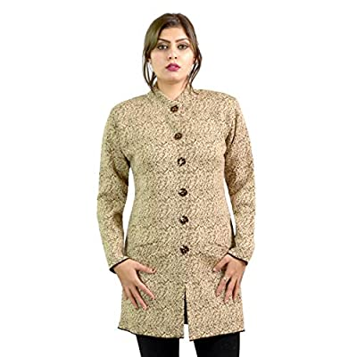 Pipasa Women's Premium Woolen Cardigan