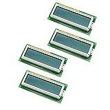 4piezas pantalla LCD 16X 2AMPIRE ac162b Rev.A Comp. Hitachi HD44780Arduino Raspberry PIC