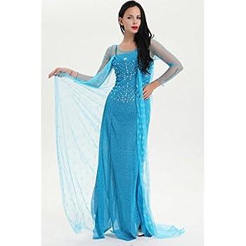 shoperama para Disfraz de Mujer Frozen Frozen Elsa – Modelo 2 ...
