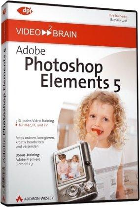 Photoshop Elements 5.0 - Das Video-Training auf DVD: 5 Stunden Video-Training auf DVD - Fotos ordnen, korrigieren, kreativ bearbeiten und versenden (AW Videotraining Grafik/Fotografie)