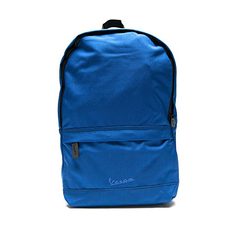 Vespa Urban Collection Rucksack Casual, Blau Elektro
