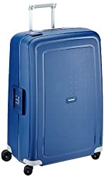 Samsonite S'Cure - Spinner L case, 75 cm, 102 L, blue (Dark Blue)